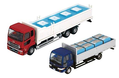 ザ・トラックコレクション トラコレ 魚運搬トラック セットB ジオラマ用品 (メーカー初回受注限定生産)