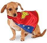 DC Comics Wonder Woman Pet Cape, Large