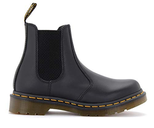 Dr. Martens Chelsea Boots 2976 Black Nappa Leather, UK Size: Size: 6.5 UK