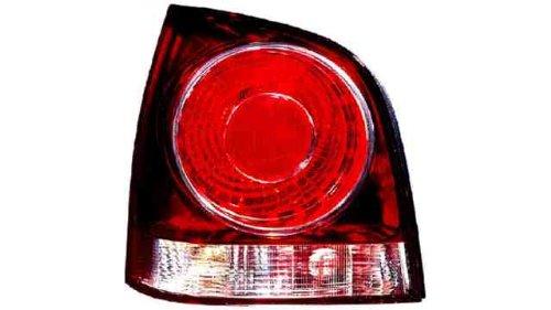 PILOT LINKS VW Polo VI (05->09) met lamphouder wit rood vloer rood