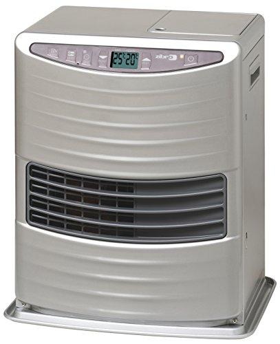 Zibro LC 30 Stufa a Combustibile Elettronica, portatile, 3000 W, Argento, da 19m2 - 48m2, senza installazione, con filtro toyotube in dotazione Classe di efficienza energetica A