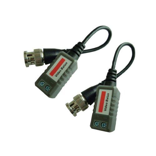 Baluns voor CCTV Over Grote Afstanden Utp Cat5 Kabel 400M voor Kleur Camera's Nieuwe
