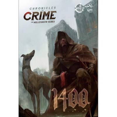 CHRONICLES OF CRIME : 1400 Gioco da Tavolo in Italiano