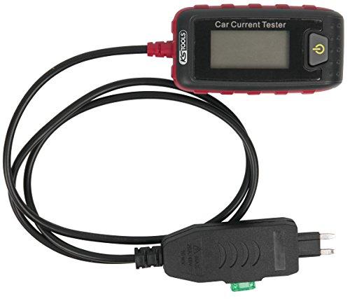 KS Tools 150.3096 12V-48V Sicherungs-Amperemeter 20A, Mini
