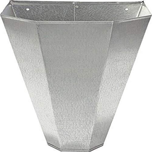 Miller Manufacturing Restraining Cone Heavy-Gauge Galvanized Steel Flat Medium