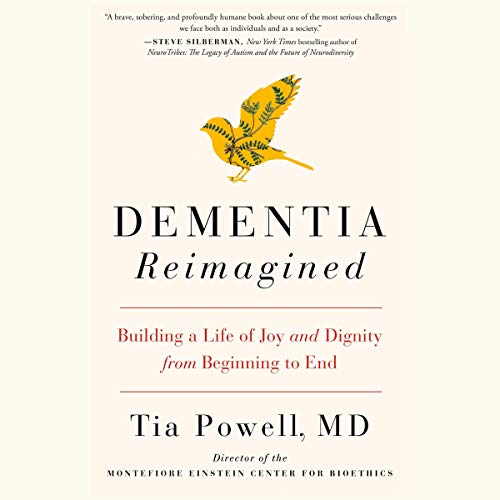 Dementia Reimagined audiobook cover art