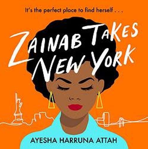 Zainab Takes New York cover art