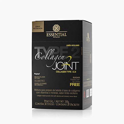 Collagen 2 Joint - 30 Saches Limão Siciliano, Essential Nutrition