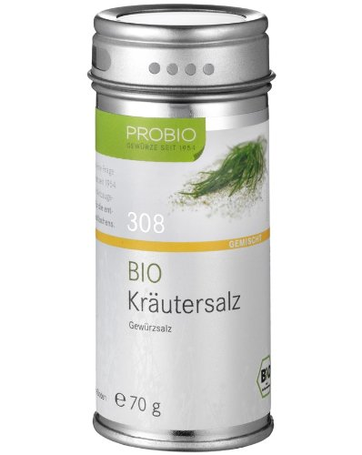 PROBIO BIO Kräutersalz, 70 g