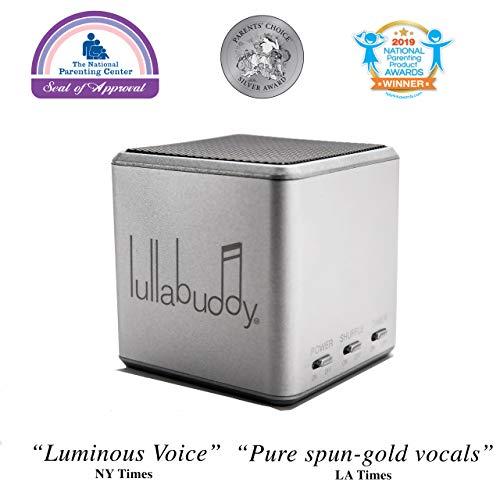 Lullabuddy Music Player and Speaker