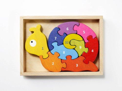 BeginAgain Puzzle de Madera. (I1202)