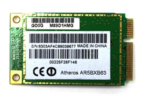 Atheros AR5BXB63 Wireless WLAN Modul 54Mbit/s, 2.4 GHz PCIe Mini Card #306716