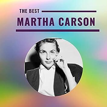 Martha Carson - The Best