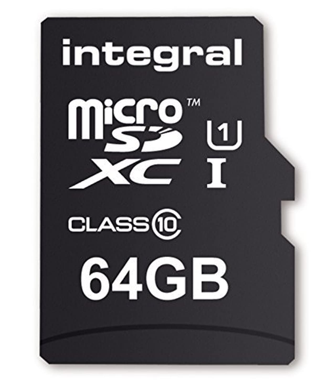 全部お風呂農民Integral 64GB microSDXC CL10 Ultima Pro (40MB/s) mobile phone memory card [並行輸入品]