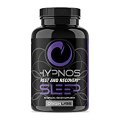 HYPNOS: Hypnos sleep supplement is a blend of amino acids, herbs, and electrolytes that work in a synergistic manner to mitigate the main culprits of a bad night's rest. Hypnos helps you fall asleep, stay asleep, and wake up fully rested. VALERIAN RO...