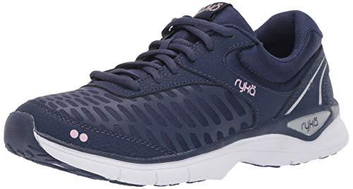 Ryka Rae Zapatos de senderismo para mujer, Azul (Azul Medieval), 41 EU
