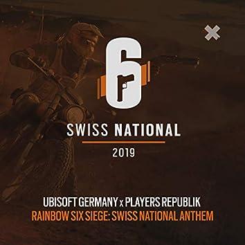 Rainbow Six Siege: Swiss National Anthem