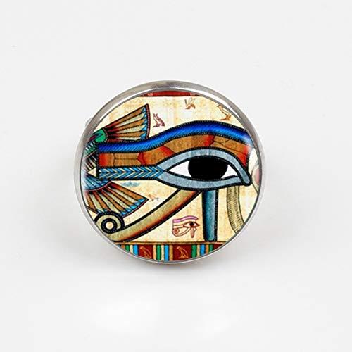 2018 Antiguo Egipto Egipto El Ojo de Horus (Ojo de Wedjat) A