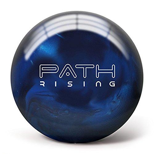 Pyramid Path Rising Bowling Ball (Blue/Dark Blue, 16lb)