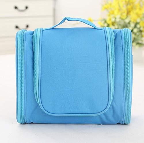 Grown ups24 * 10.5 * 20.5cm Femme Sac cosmétique Sac Sous-vêtement de bijoux Sac,Bleu