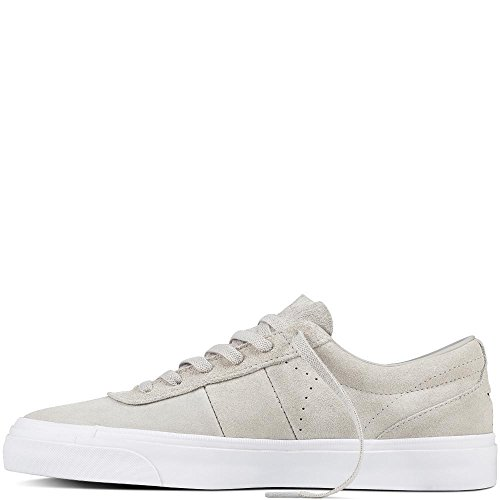 Converse Unisex Adults' Skate One Star Cc Pro Ox Suede Fitness Shoes, Grey (Pale Grey/Pale Grey 081), 7/7. 5 UK