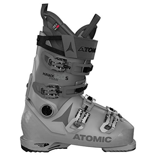 Atomic Unisex-Erwachsene HAWX Prime 120 S Ski-Stiefel, Dark Grey/Anthracite, 37.5 EU