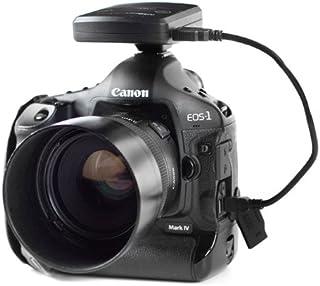 Sanho Hyperdrive iUSBport - Disparador y Control Remoto para cámaras réflex Digitales Canon y Nikon (W-LAN) Negro