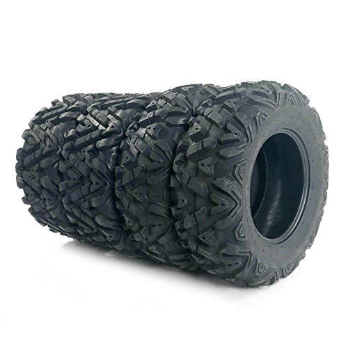 ATV UTV all-terrain Tires 27x9-12 & 27x11-12 6 PR Tubeless