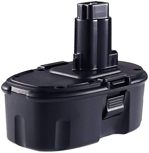 VANON DC9096 - Batería de repuesto para Dewalt 18V batería XRP DC725 DE9098 DE9096 DE9503 DC9098 DE9039 DE9095 DW9096 DW9098 DW9098 DW9098 DW9098 DW9098 DW9098 DW9098