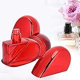 Perfume para mujer, 2 unids/set 50 ml Perfume para mujer Fragancia de flores naturales Perfume de larga duración para mujer Regalo para mujer