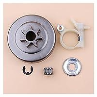"""交換部品 .325""""For STIHL MS251 MS 251オイルポンプ洗濯機クリップニードルベアリングキットチェーンソー ガーデンツールアクセサリー"""