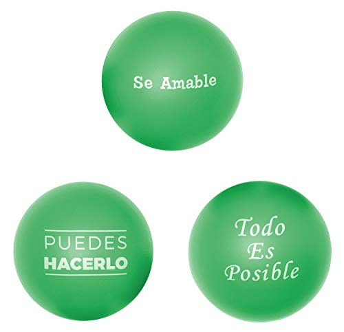 Spanish Teacher Stress Balls