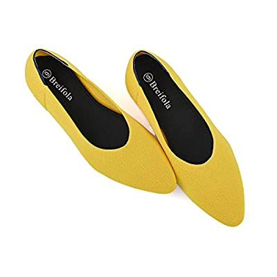 Amazon Promo Code for Womens Knit Pointed Ballet Flat  Casual Ballet 01102021072856