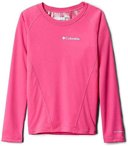 Columbia Sportswear Kinder Midweight Crew 2 Sweatshirt, Pink Ice, XS
