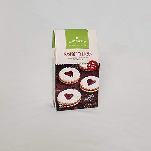 Gluten Free Raspberry Linzer, 12pk of 3oz