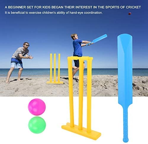 Kids Cricket Set ABS Interactive Board Game Cricket Play Toys Creative Sports Game Set for Boys product image