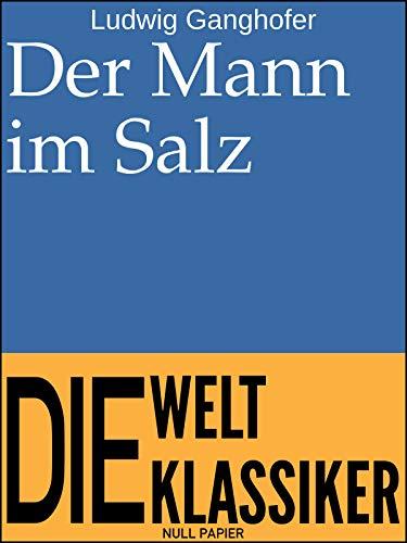 Der Mann im Salz: Roman aus dem Anfang des 17. Jahrhunderts (Klassiker bei Null Papier)
