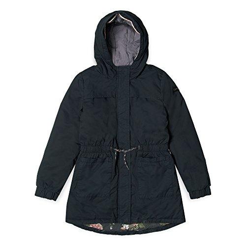 ESPRIT KIDS Mädchen RM4210507 Jacke, Schwarz (Black 020), 164 (Herstellergröße: L)