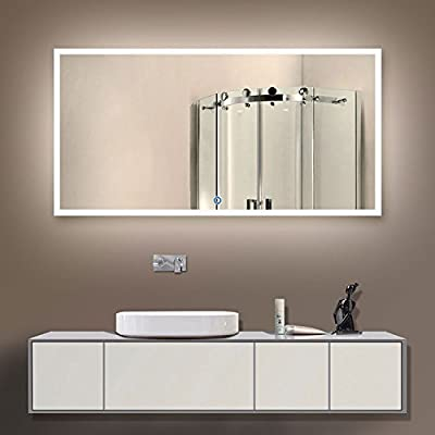 Amazon.com: LED Front-Lighted Bathroom Vanity Mirror: 36