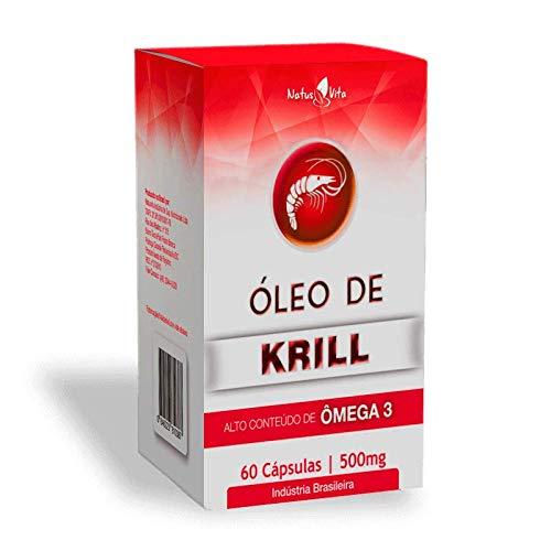 Óleo de Krill. 60 cápsulas - Natusvita