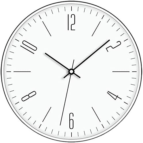 Branded goods LHBNH Wall Clock Northern It is very popular Europe and United of States The Quiet