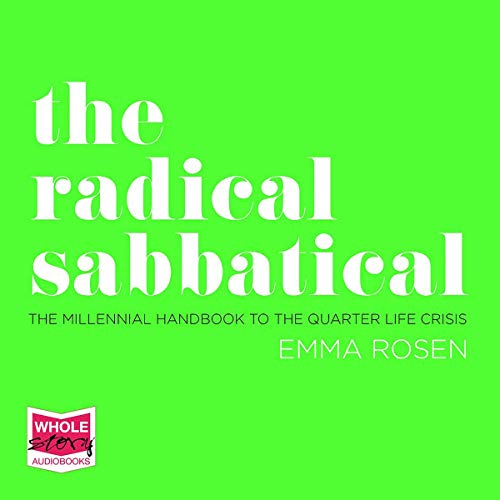 The Radical Sabbatical cover art