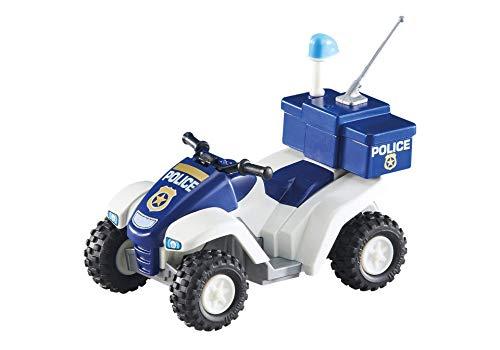 Playmobil Police Quad 6504