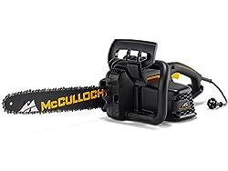 McCulloch CSE 2040 Tronçonneuse Électrique à fil 2000 W