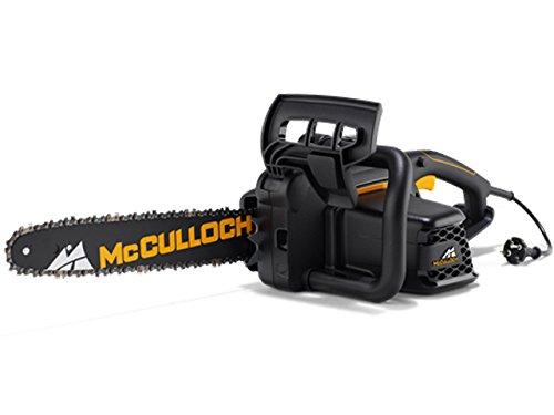 McCulloch 7393080362148 ELECTROSIERRA CSE 2040, 2000 W, 230 V, Negro, Amarillo