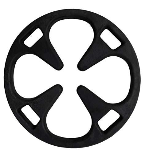 ミニ五徳 for エスプレッソメーカー 12cm コンロ用補助五徳 鉄製