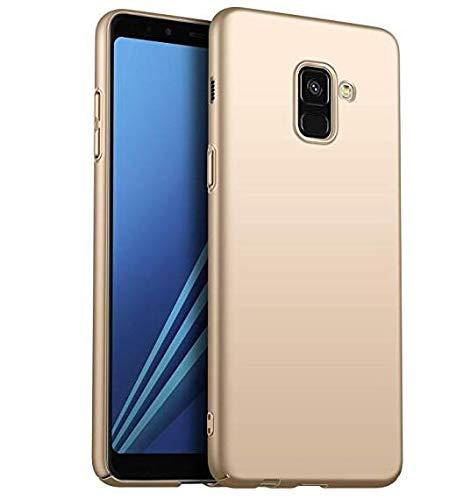 Urhause Funda Compatible con Samsung Galaxy A8 2018.KunyFond Carcasa Ultra Delgado 360...