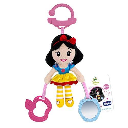 Chicco Disney Princess Snow White Kinderwagen, Kinderwagen und Buggy Wechselrahmen Puppe Spielzeug