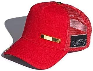 Red Monkey Baseball & Snapback Hat For Unisex