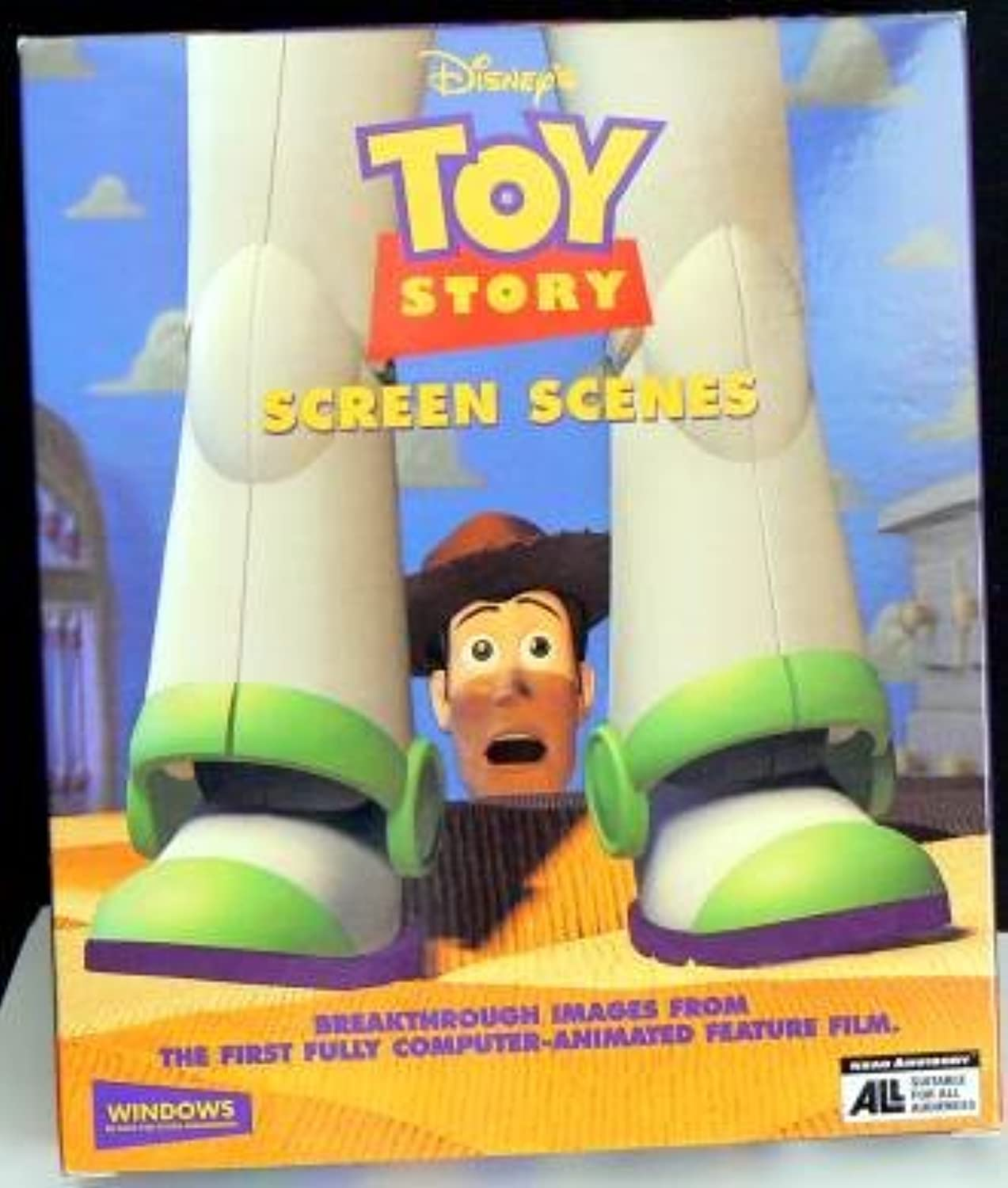 TOY Story Screen Scenes by Disney Interactive Studios
